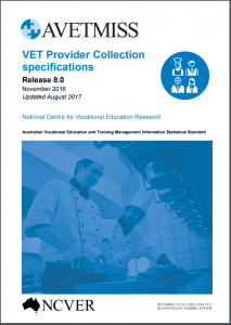 AVETMISS VET Provider Collection specifications