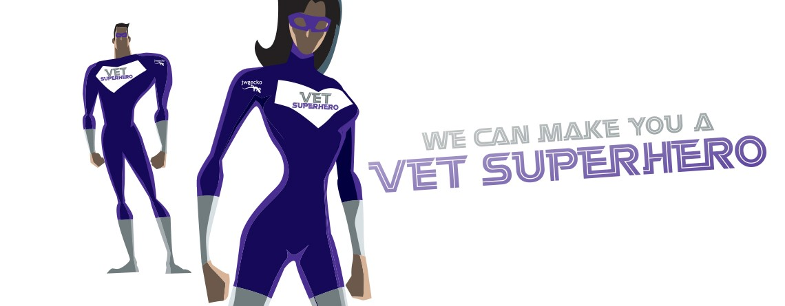VET Super Hero - Blog